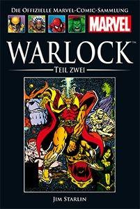 Hachette Marvel Collection 87: Warlock 2