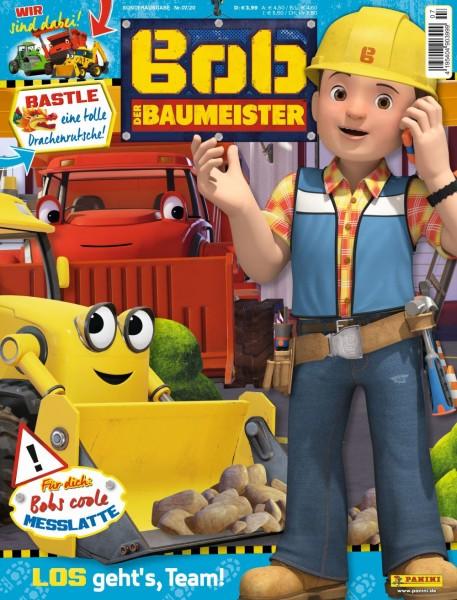 Bob der Baumeister Magazin 07/20