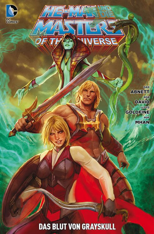 He-Man und die Masters of the Universe 5