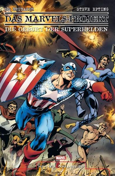 Marvel Exklusiv 89: Das Marvels-Projekt