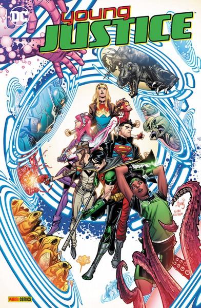 Young Justice 2 Verloren im Multiversum Cover