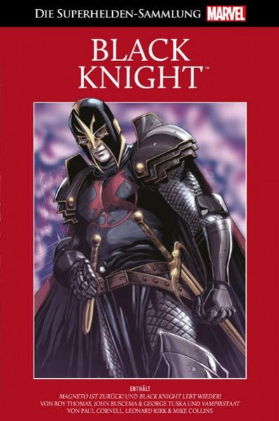 Die Marvel Superhelden Sammlung 42: Black Knight