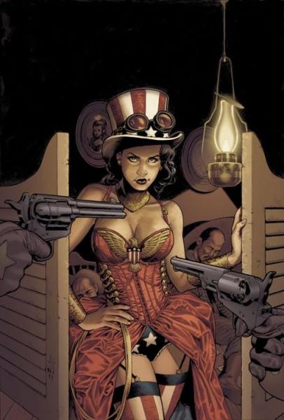 Wonder Woman 4 - Steampunk Comic Salon Erlangen Variant