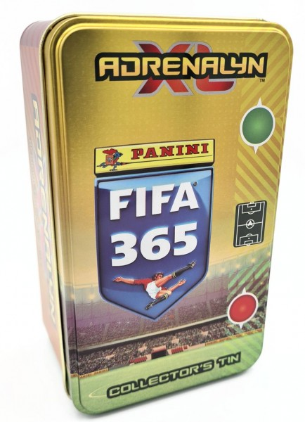 Panini FIFA 365 Adrenalyn XL 2021 Kollektion - Tin-Box