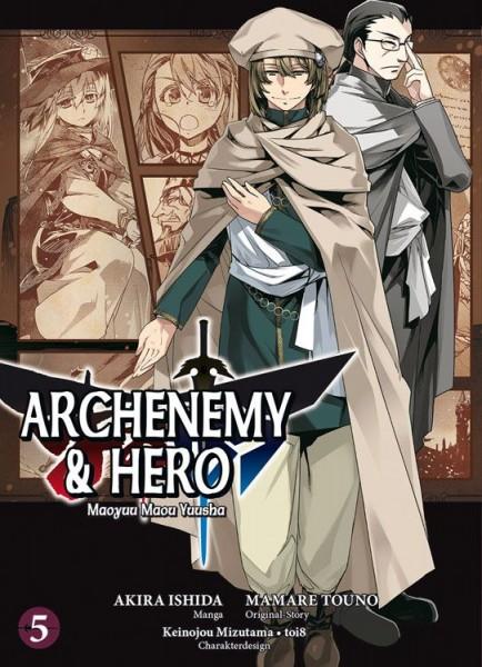 Archenemy & Hero 5: Maoyuu Maou Yuusha