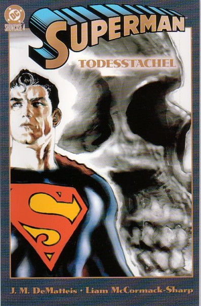 DC Showcase 4: Superman - Todesstachel