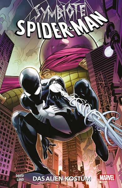 Symbiote Spider-Man 1: Das Alien-Kostüm