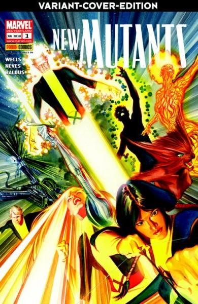X-Men Sonderband: New Mutants 1 Variant
