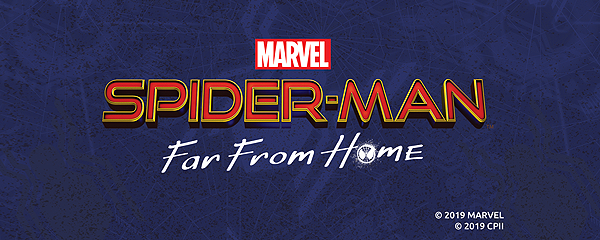 Spider-Man: Far From Home - Sticker und Trading Cards zum Film