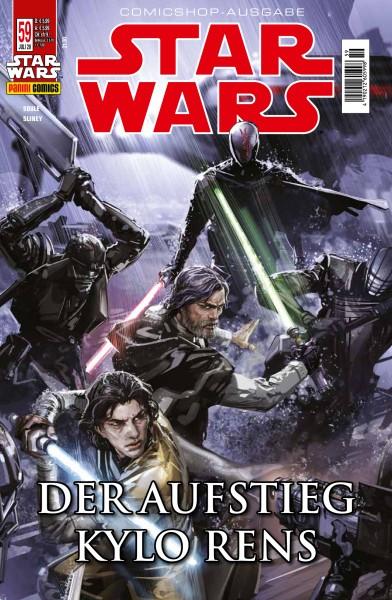 Star Wars 59: Der Aufstieg Kylo Rens - Comicshop Ausgabe Cover
