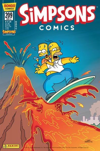 Simpsons Comics 209