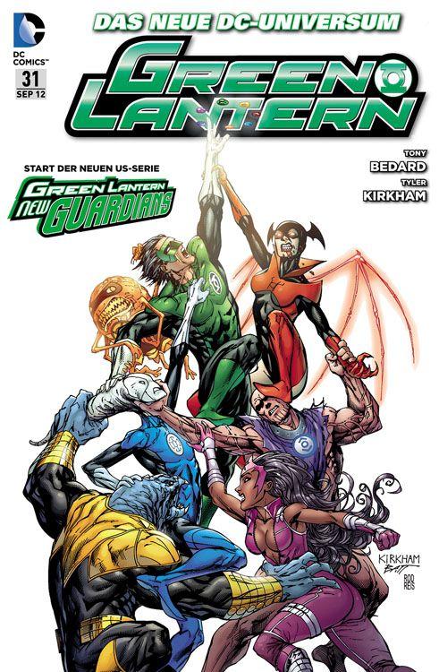 Green Lantern Sonderband 31