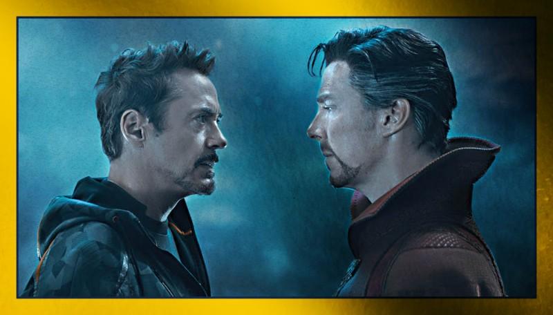 Road to Avengers: Endgame Iron Man