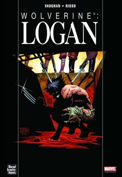 Marvel Graphic Novel 12 - Wolverine - Logan