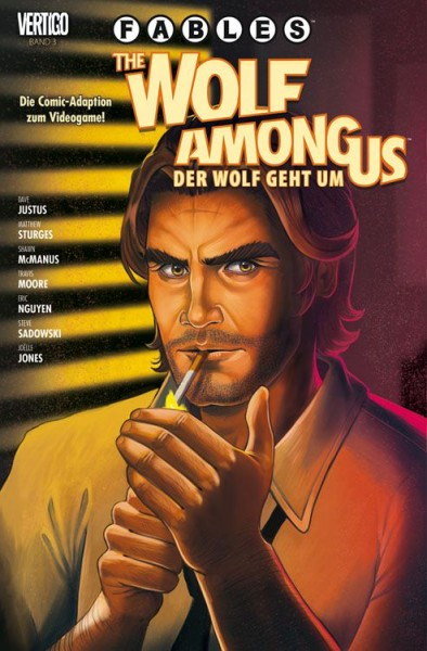Fables: the Wolf Among Us - Der Wolf geht um 3