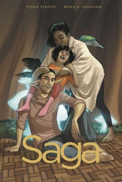 Saga 9 Cover