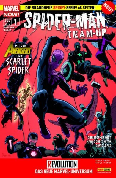Spider-Man Team-Up 1