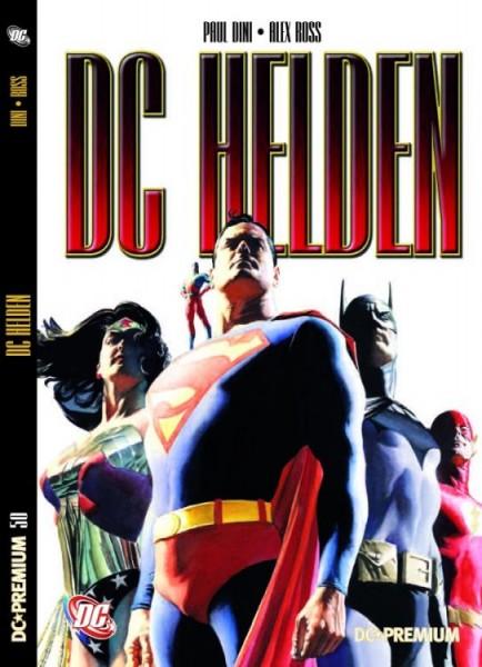 DC Premium 50: DC Helden