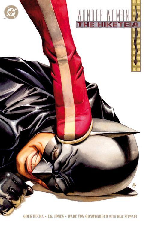 Wonder Woman/Batman: Hiketeia Hardcover