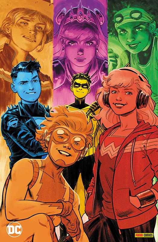 Young Justice 1 - Sieben Krisen Variant