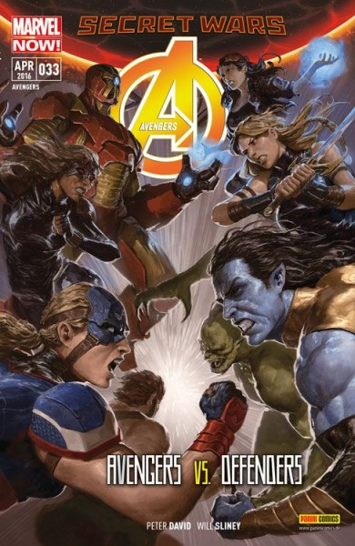 Avengers 33 (2013)