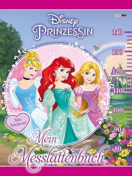 Disney: Prinzessin - Mein Messlattenbuch