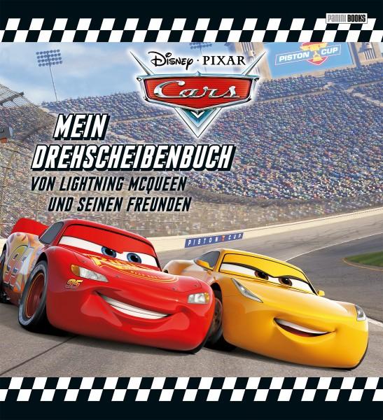 Disney Cars - Mein Drehscheibenbuch von Lightning McQueen und seinen Freunden