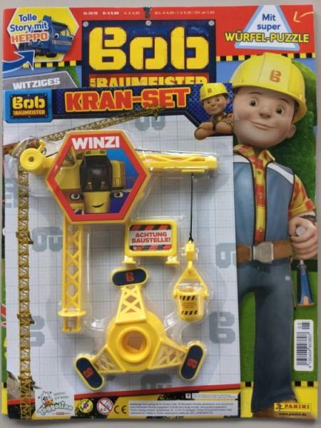 Bob der Baumeister Magazin 05/18