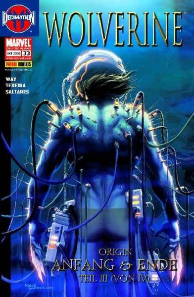 Wolverine 33
