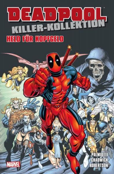 Deadpool Killer-Kollektion 11: Held für Kopfgeld