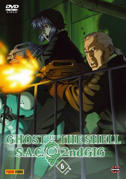 Ghost in the Shell: Sac 2nd Gig 6