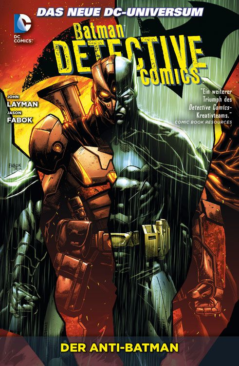 Batman Detective Comics 4: Der...