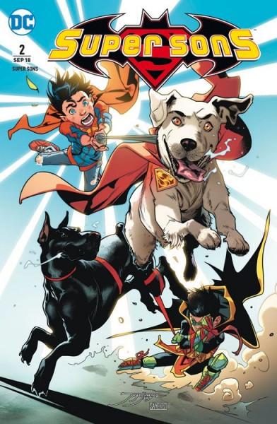 Super Sons 2: Tierisch Gut