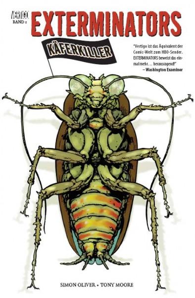 Exterminators 1: Käferkiller