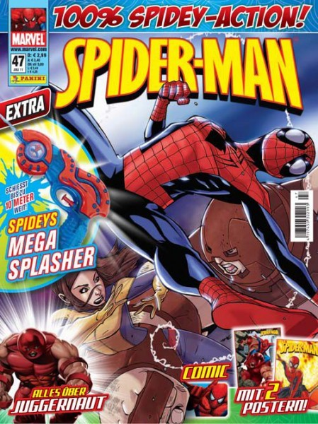 Spider-Man Magazin 47