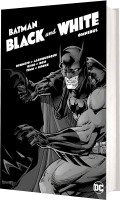 Batman: Schwarz-Weiss Collection (Deluxe Edition) Cover