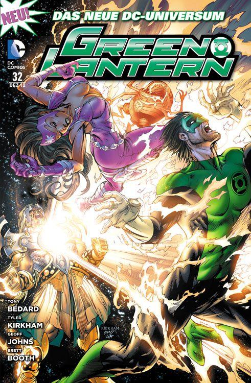 Green Lantern Sonderband 32 - Sieben...