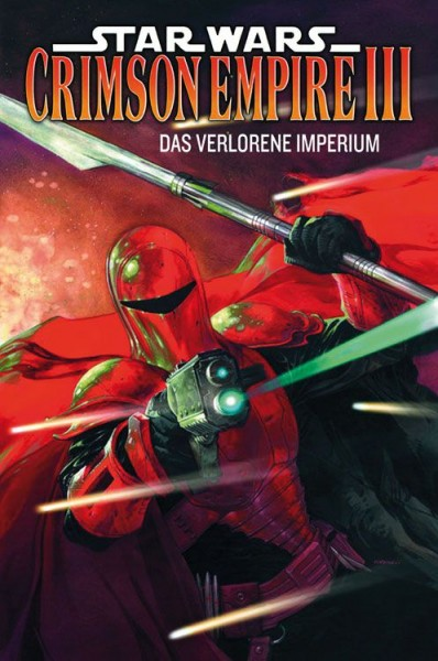 Star Wars Sonderband 70 - Crimson Empire III - Das verlorene Imperium