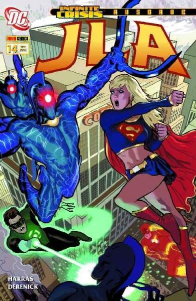 JLA Sonderband 14: Welt ohne Justice League 1