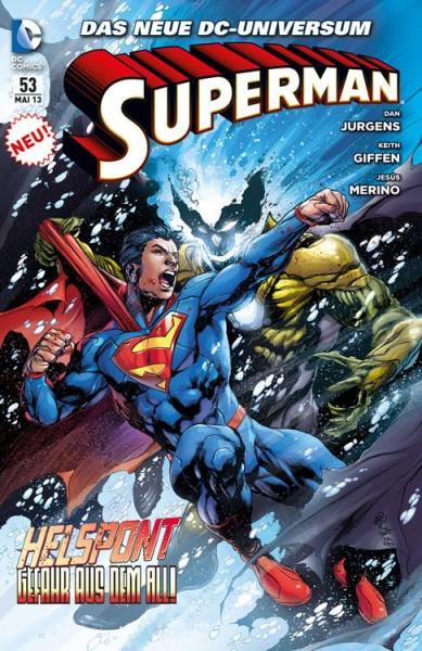 Superman Sonderband 53: Geheimnisse & Lügen