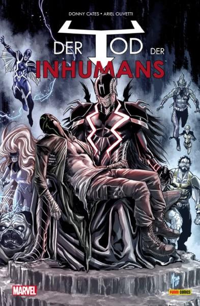 Der Tod der Inhumans