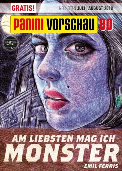 Panini Vorschau 80