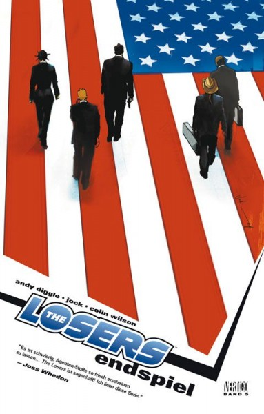 The Losers 5: Endspiel