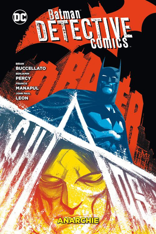 Batman Detective Comics 7 - Anarchie...