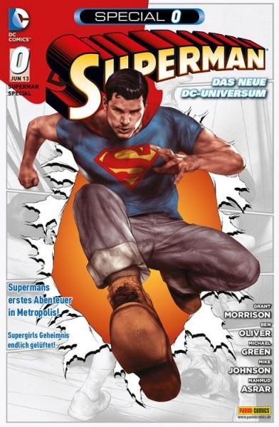 Superman Special 0