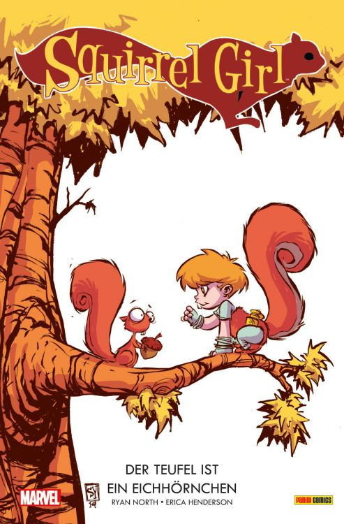 Squirrel Girl Variant - Comic Salon...