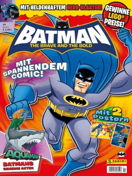 Batman: The Brave and the Bold 4