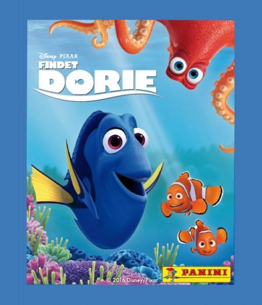 Findet Dorie Stickerkollektion - Tüte