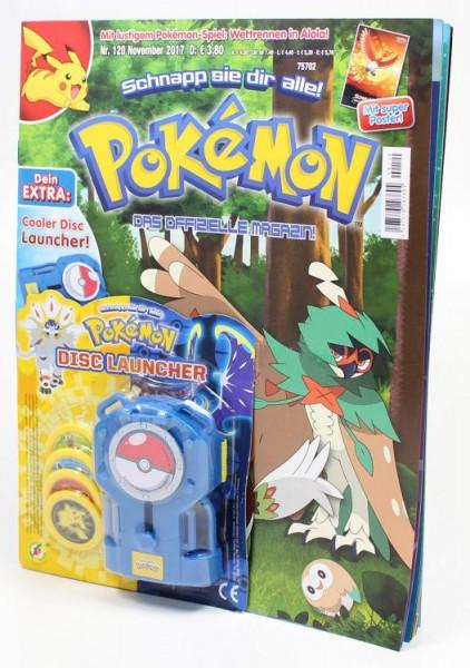 Pokémon Magazin 120