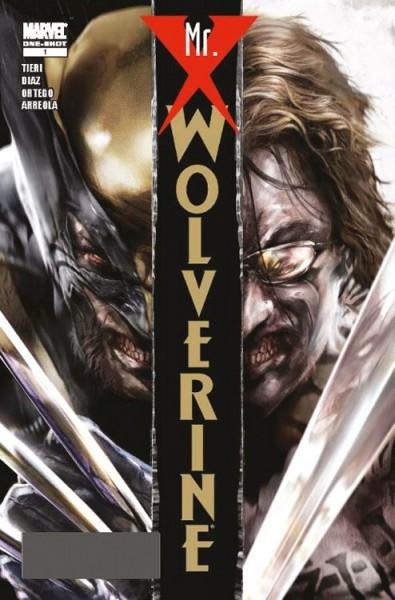Wolverine: Mr. X